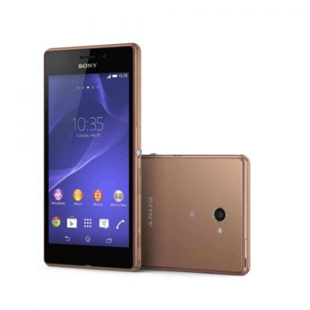 SONY XPERIA M2 - best cheap smartphone