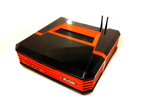 Syber Vapor Gaming Desktop