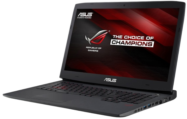ASUS G751JL 17-Inch- Affordable gaming laptops under the range of 1200 $