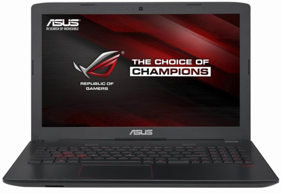 ASUS ROG GL552VW-DH74 15-Inch - best Gaming Laptop below 1200 Dollars