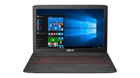 ASUS ROG GL752VW-DH74 - gaming laptops under 1500 best buy