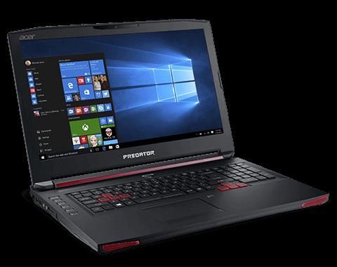Acer Predator 17 G9-791-735A - best student laptops under 1500