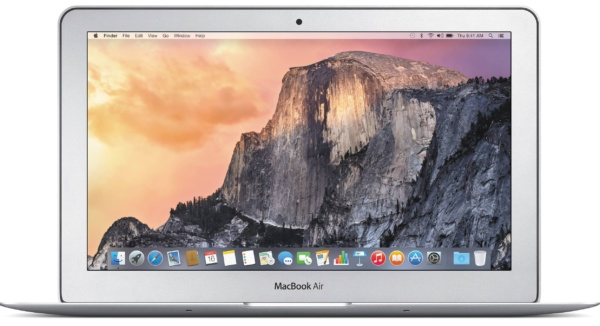 Apple MacBook Air MJVP2LLA 11.6-Inch - Laptops Below 1200 Dollars