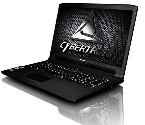 CybertronPC Tesseract 17 SK-X1 - 1200 Gaming Laptop