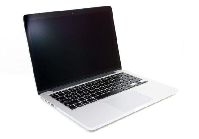 Apple MacBook Pro 13 inch with retina display