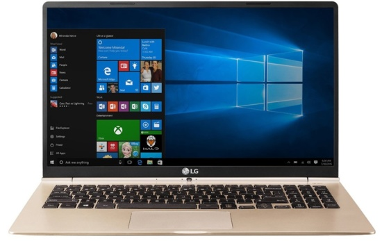 LG gram 15Z960 15.6-inch - Good Laptops around 1000 $