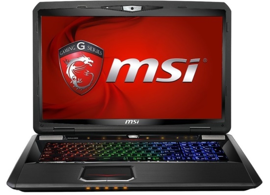 MSI GT70 Dominator-895 9S7-1763A2-895 - Best buy gaming laptops under 1200 Dollar