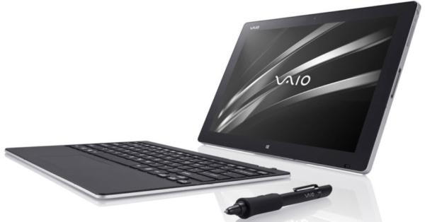 Sony VAIO Z 12.3-Inch Canvas Detachable 2-in-1 - Best 2 in 1 Laptop under 1200 $