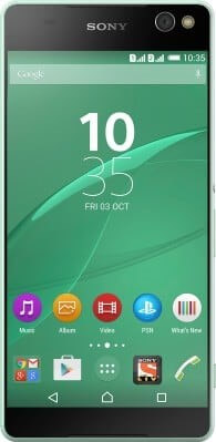 Sony Xperia C5 Ultra Dual-Best Camera Phones