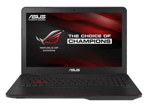 ASUS GL551JM 15-Inch- best thin laptops under 1500