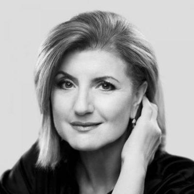 Female Entrepneur Arianna Huffington