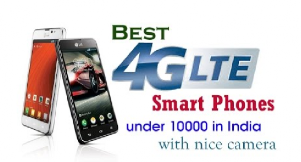 Best Smartphones Under 10000 Rupees with 4G and best camera in India