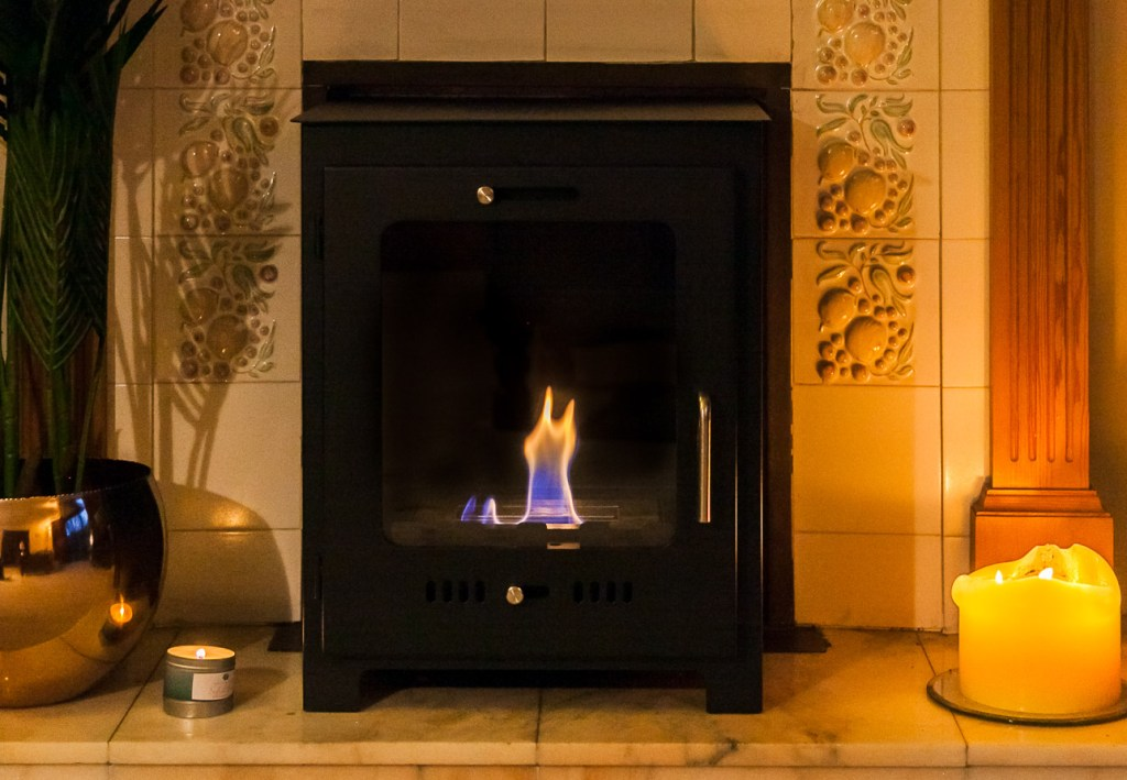 Why you should invest in a bio ethanol fireplace today for Eco friendly fireplace