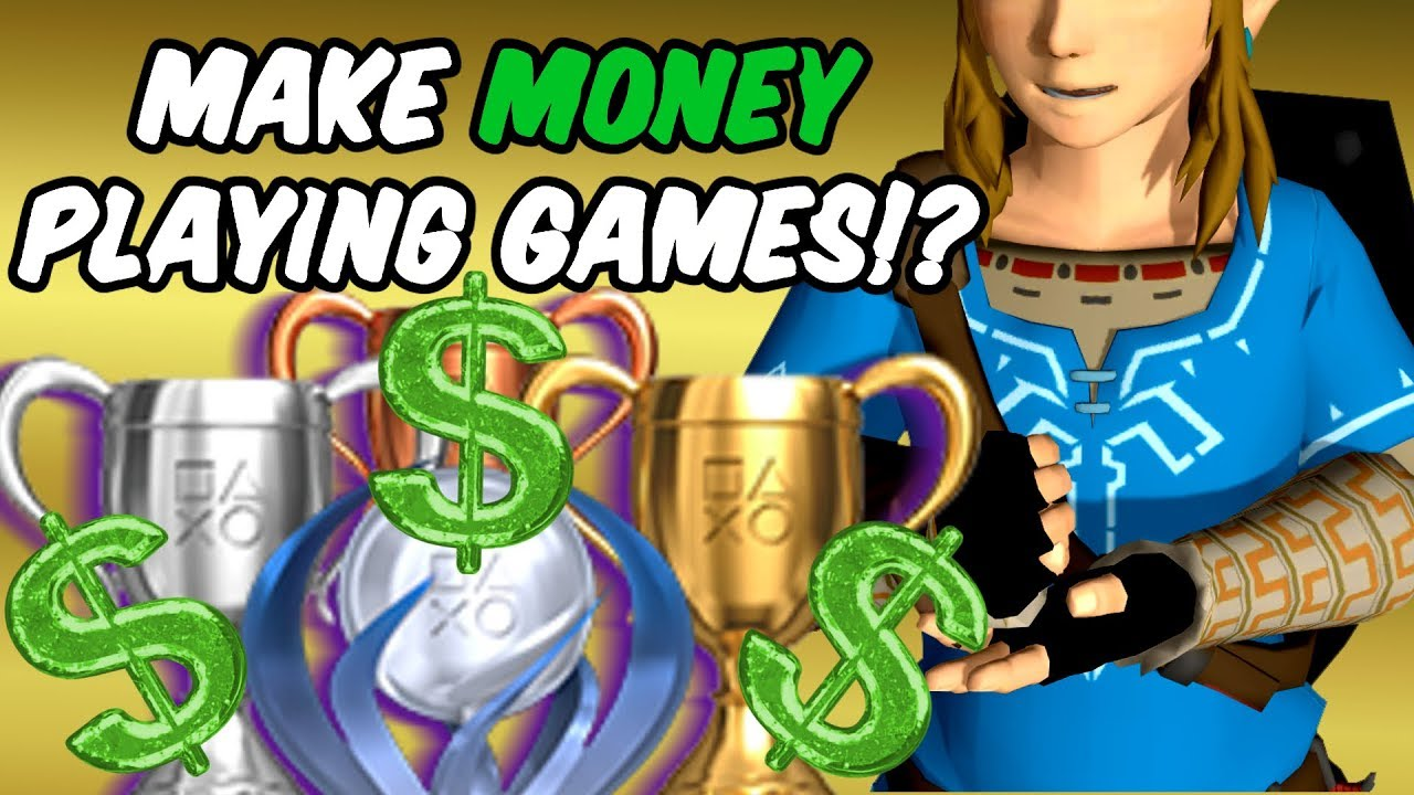How to make money on games