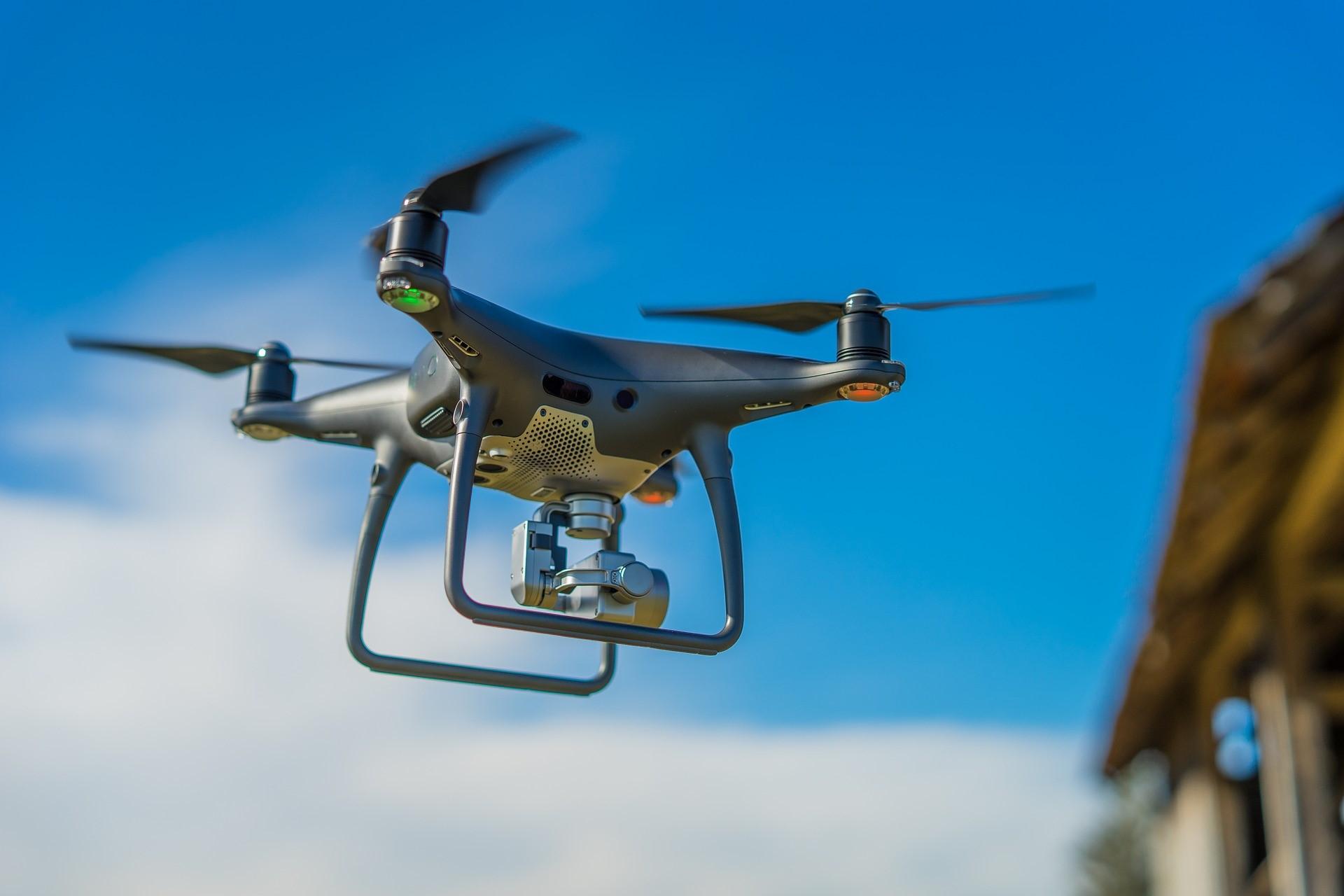 Elimco's E300 Having Fenix - Key Technologies for Drones