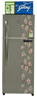 Godrej 261 L 3 Star Frost-Free Double Door Refrigerator