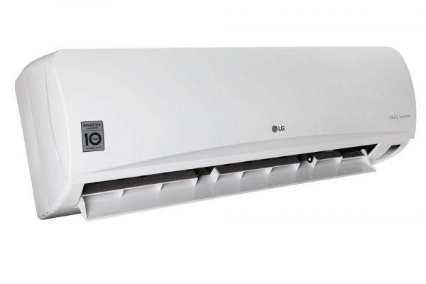 LG 1.5 Ton 3 Star Inverter Split AC (Copper, JS-Q18YUXA, White)