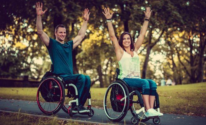 Manual Wheelchairs of Meyra brand