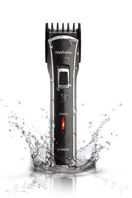 Nova NHT - 1020 100% Waterproof Rechargeable Cordless Beard Trimmer for Men