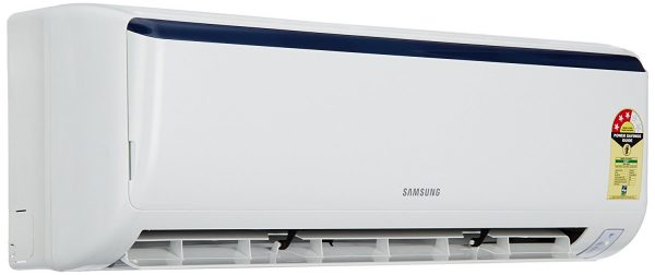 Samsung 1 Ton 1 Star (2018) Split AC (AR12MC3JAMC, White)