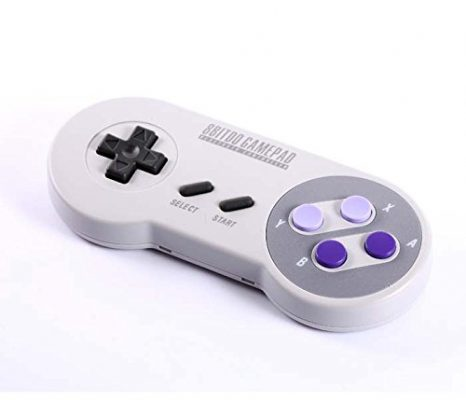 8Bitdo SNES30 Wireless Bluetooth Android game controller