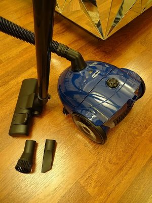American MicronicMid Size Imported Vacuum Cleaner