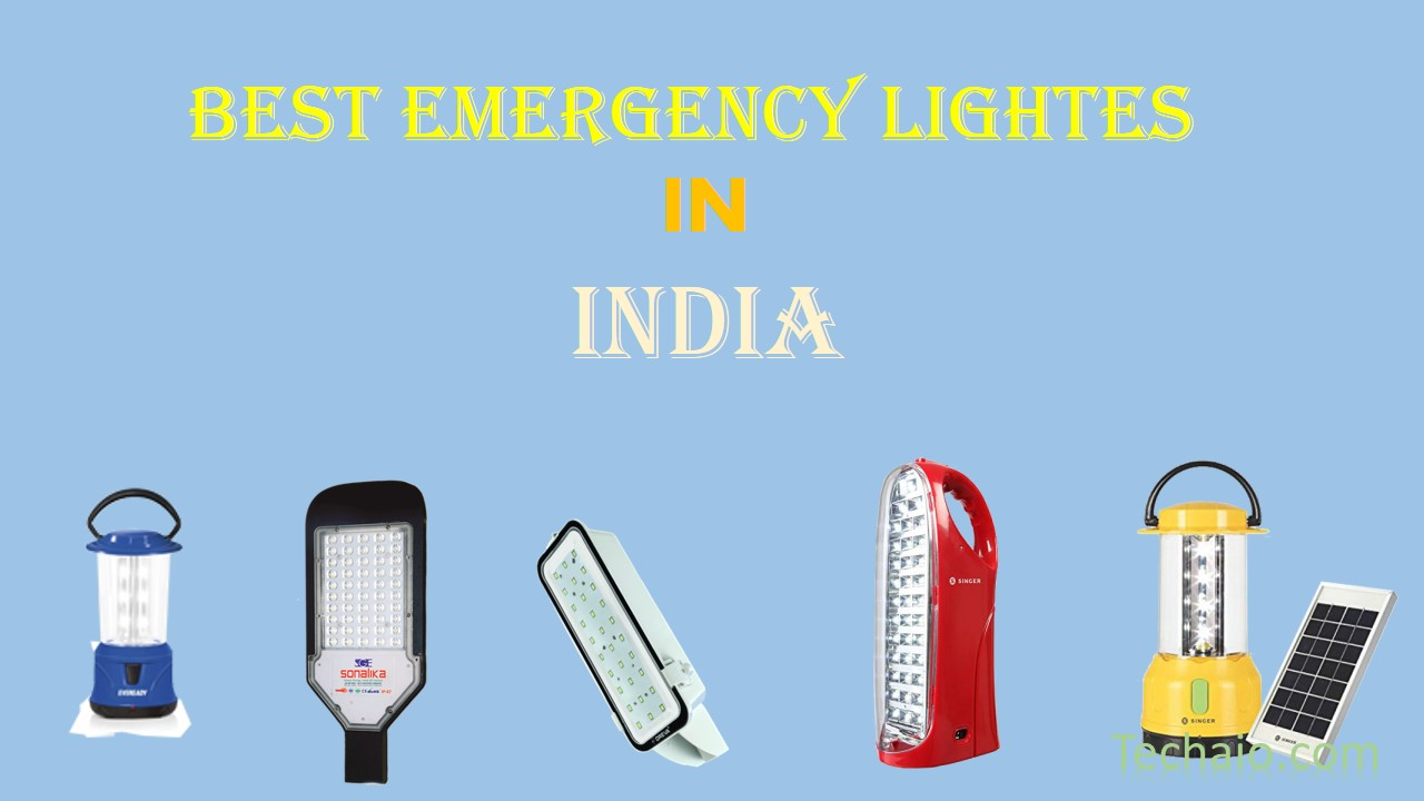 Best Emergency Lights in India