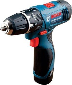 Bosch 06019F30K4 GSB-120 - Li Cordless Drill Driver