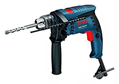 Bosch GSB 1300 Impact Drill (550 watts, 13mm, Blue)