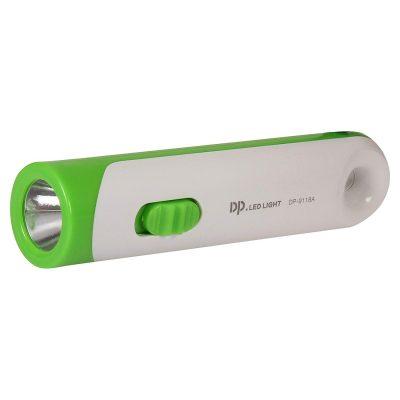 DP 9118A 1-Watt LED Torch (Multicolour)
