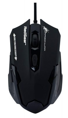Dragon War Emera ELE-G11 Gaming Mouse (Black)