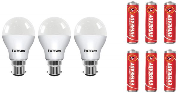 Eveready B22 Base 9-Watt LED Bulb