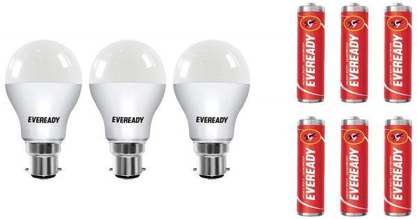 Eveready B22 Base 9-Watt LED Bulb