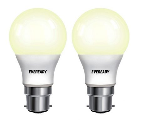 Eveready Base B22 7-Watt LED Bulb