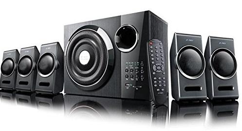 F&D 3000X 5.1 Channel Multimedia Speakers