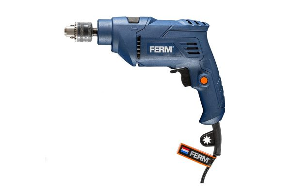 Ferm 10MM Impact Power Drill 500W (2M Cable, Reversible Function)