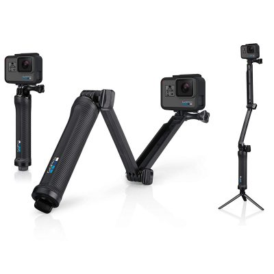 GoPro 3 Way Mount Tripod