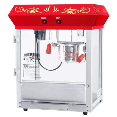 Great Northern Red Top Classic Popper Machine
