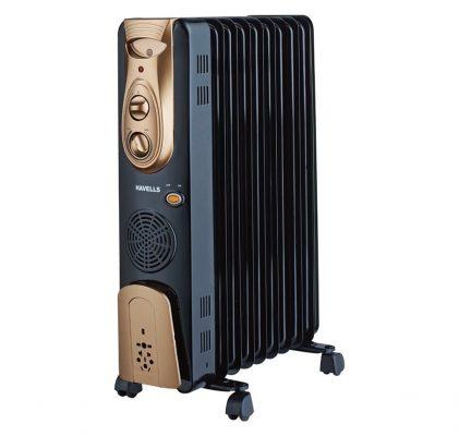Havells OFR - 9Fin 2500-Watt PTC Fan Heater