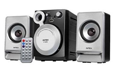Intex IT 890U 2.1 Channel Multimedia Speakers
