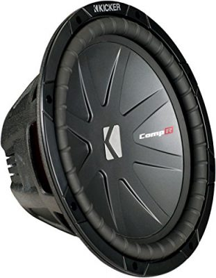 Kicker Kicker 40CWR122 CompR Series 12 inch Subwoofer