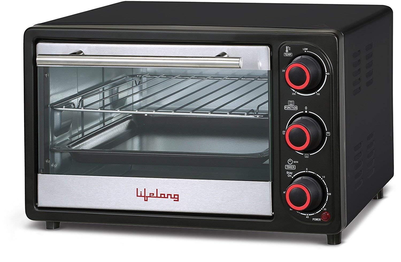 Lifelong 16L 1200-Watt Oven