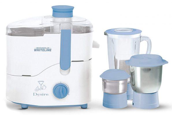 Maharaja Whiteline Desire JX- 210 550-W Juicer Mixer Grinder