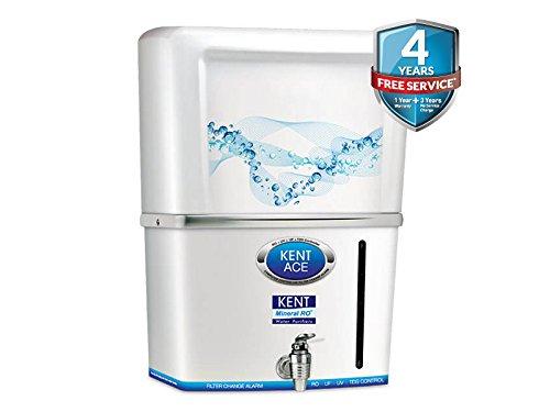 PURIFIER WOLD Kent Ace Mineral 7-Litre 60-Watt RO+UV+UF Water Purifier