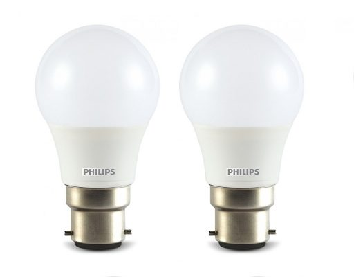 Philips Base B22 4-Watt LED bulb