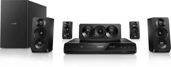 Philips HTD5520-94 Home theatre