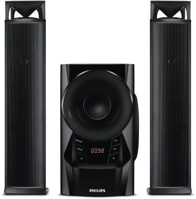 Philips MMS2160B/94 2.1 Speaker System