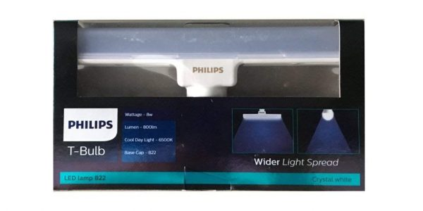 Philips T-Bulb Base