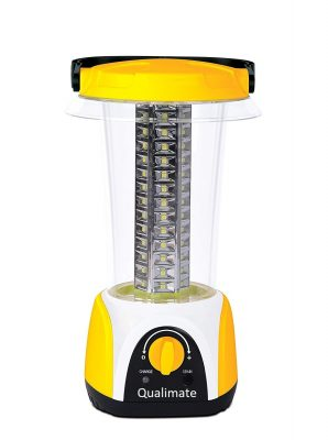 Qualimate Coral Rechargeable Emergency Light