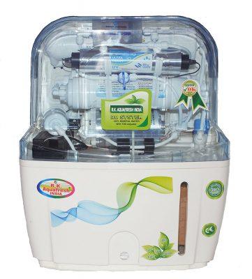 R.k. Aqua Fresh India ZX-777 White Ultra Advanced Ro Water Purifier